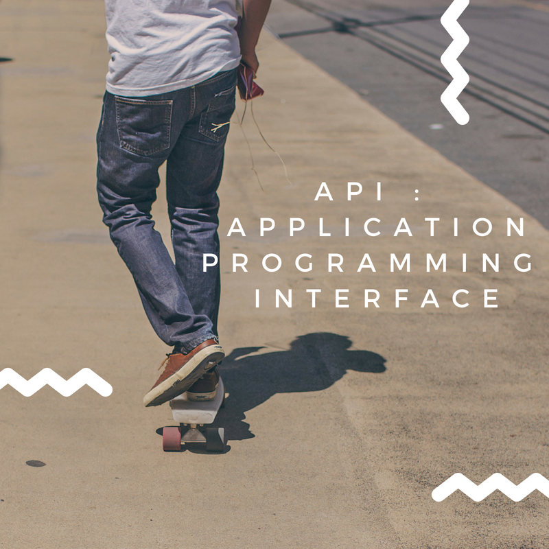 API _ Application programming interface