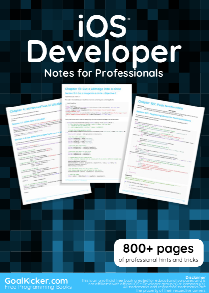 iosDeveloperBook